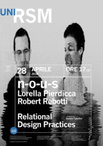 Lorella Perdicca e Robert Rebotti