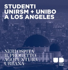 Studenti unirsm unibo a Los Angeles