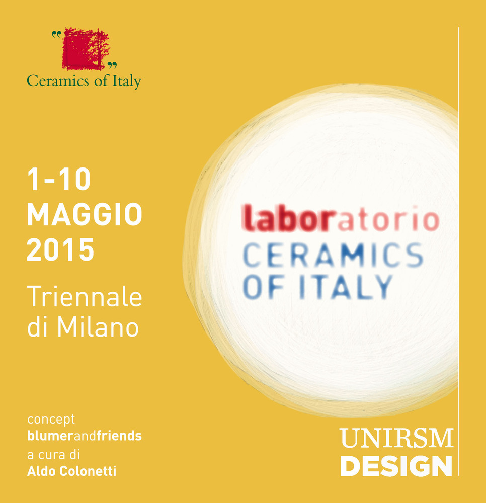 NIRSM_Blumer_Laboratorio Ceramics of Italy_2015