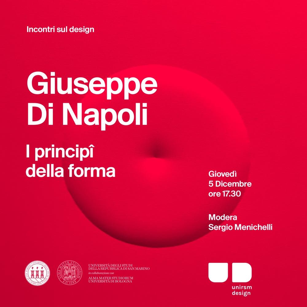 Giuseppe Di Napoli - Conferenza
