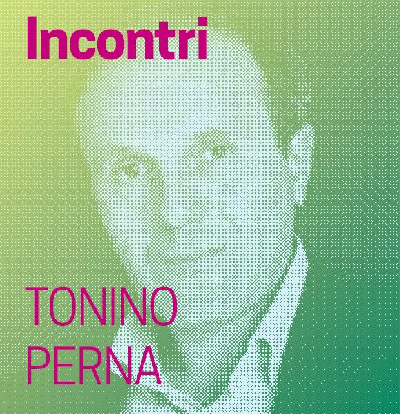 Incontri sul design - Tonino Perna