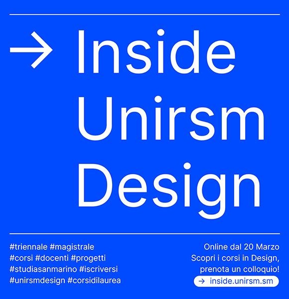 inside unirsm design