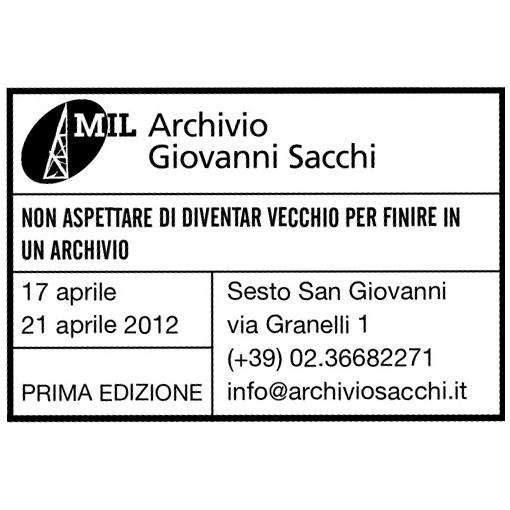 ArchivioSacchi_Call_Copertina