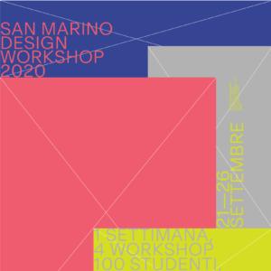 San Marino Design Workshop 2020: Neighborhood design
