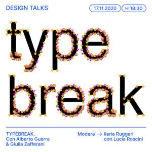 Design Talks - Typebreak
